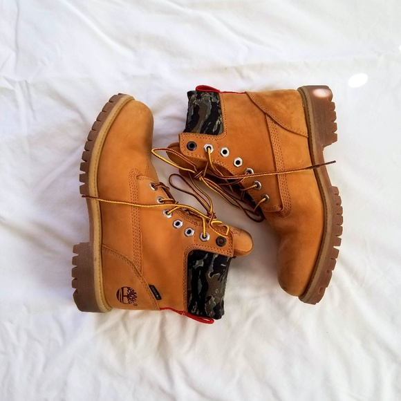 X Timberland 6 Premium Camo Boot   Poshmark